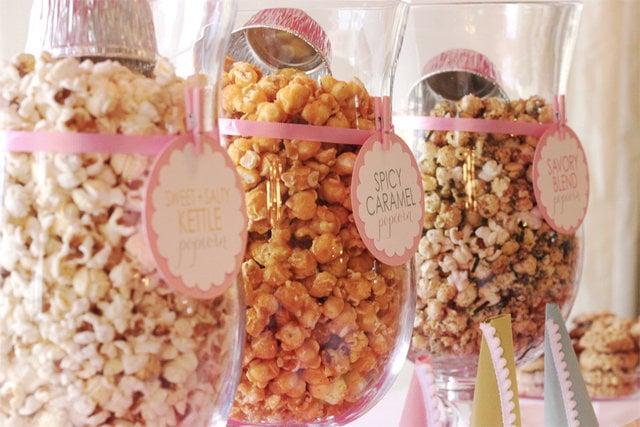 Pop Flavored Popcorn