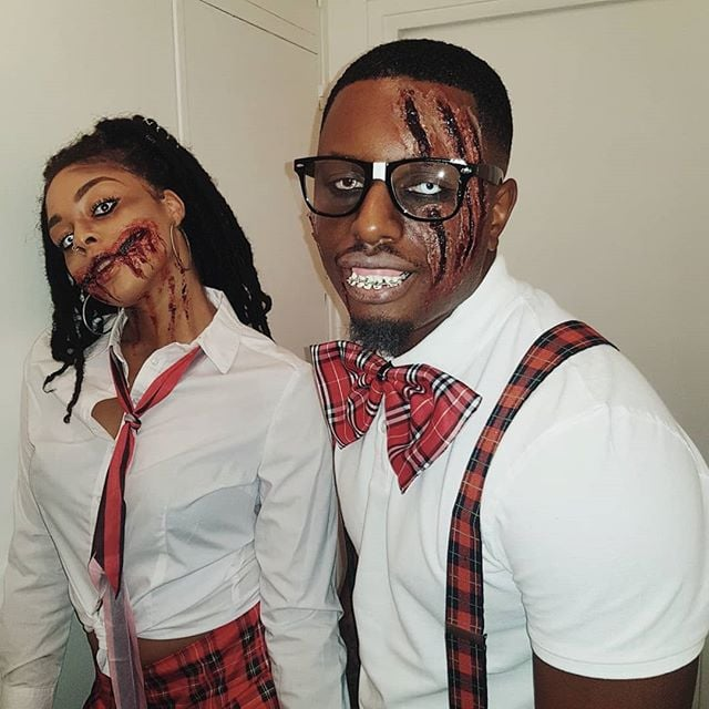 Scary Halloween Costumes For Couples