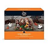 Chocolate Halloween Graveyard Cookie