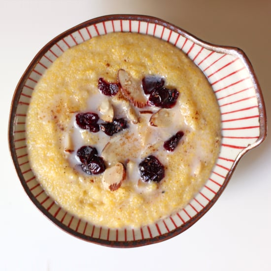 Gluten-Free Recipes: Polenta Breakfast