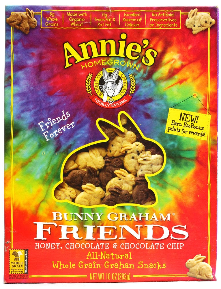 Annie's Bunny Graham Friends