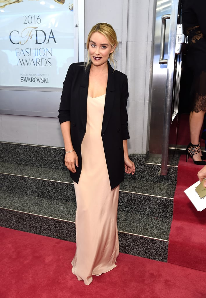Lauren Conrad's Kohl's Dress at CFDA Awards 2016