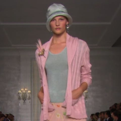 Ralph Lauren Spring 2012 Runway Video