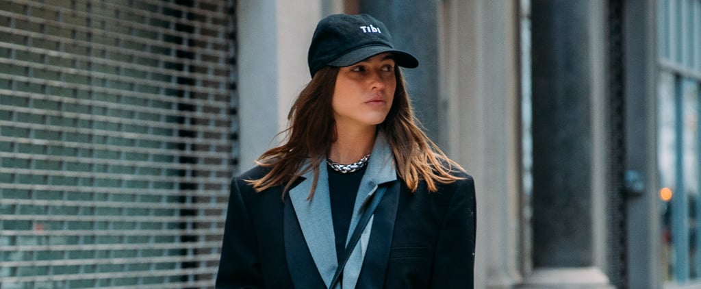 Baseball Hat Trend at New York Fashion Week