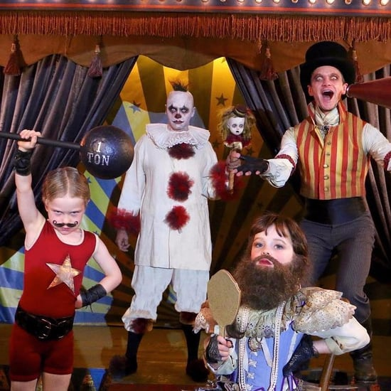 Neil Patrick Harris Family Halloween Costume 2017