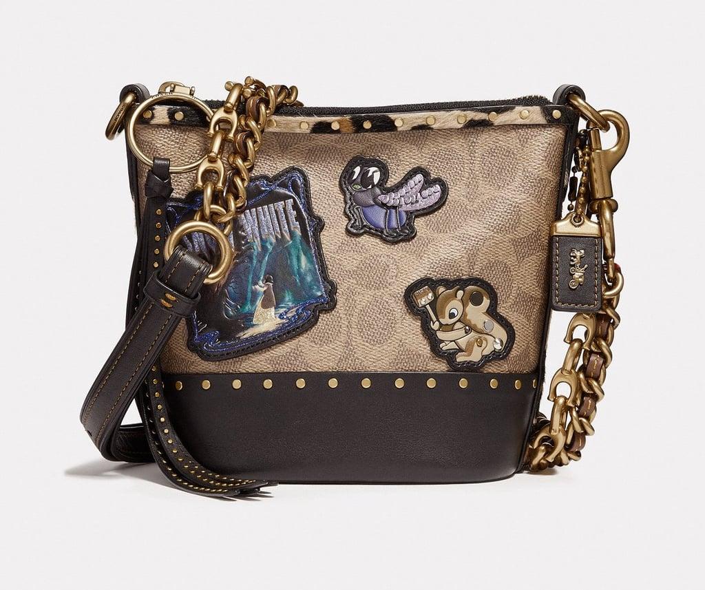 Coach Disney x patched Duffle 12 bag 9G8IZqCz4r