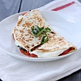 Margherita Pizza Quesadillas