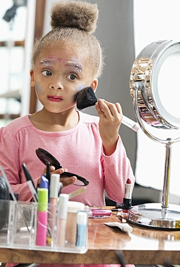 Sibling Shared Beauty Products