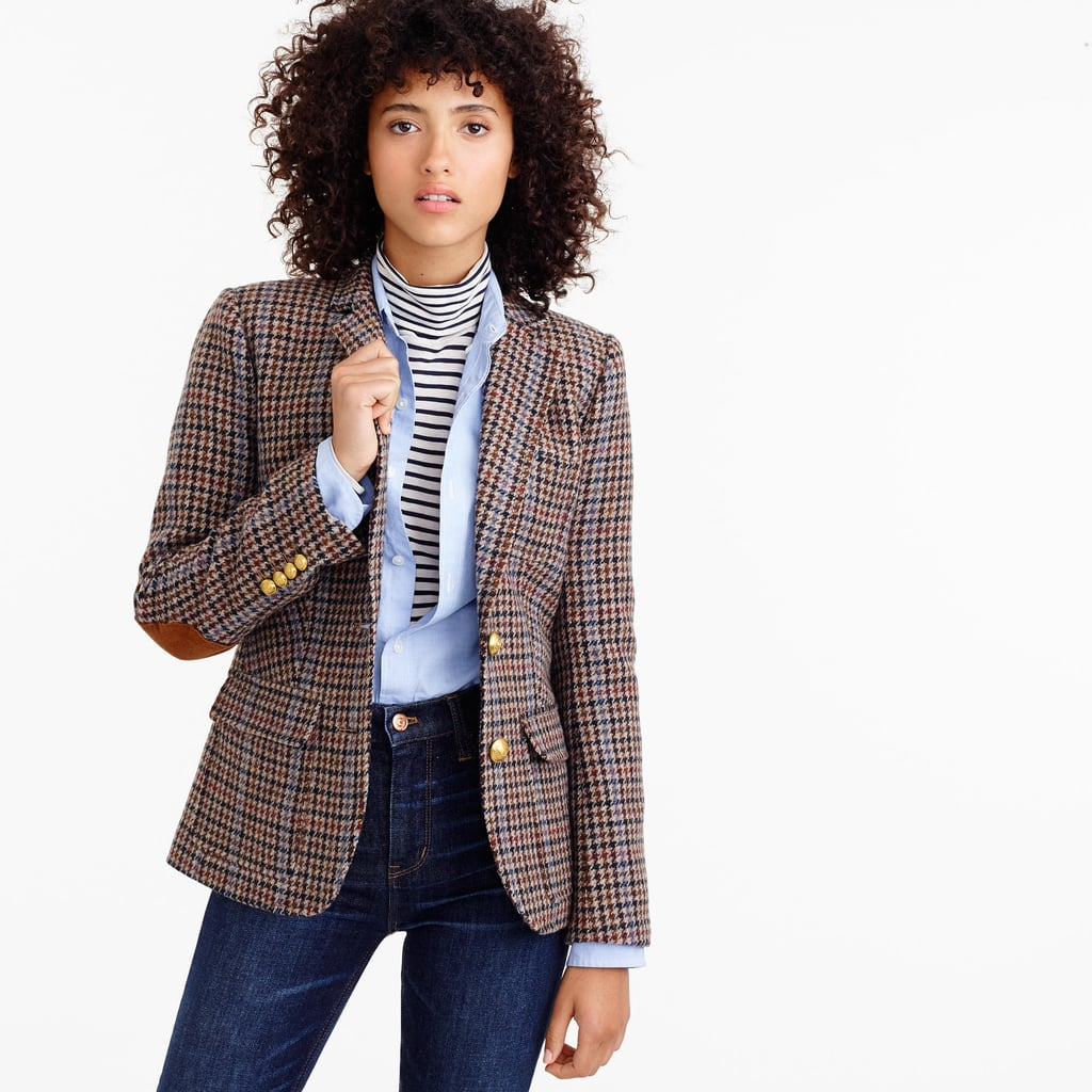 Neutralize a Print Clash With a Chambray Shirt