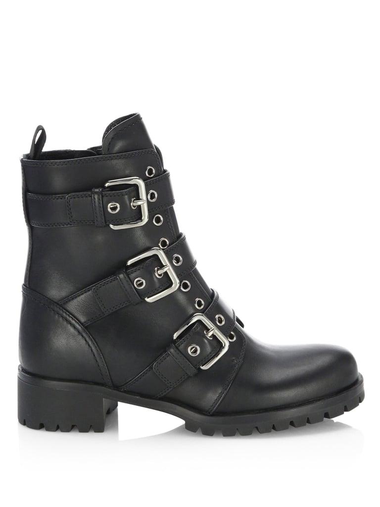 Taylor's Exact Prada Boots