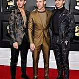 Jonas Brothers at the 2020 Grammys