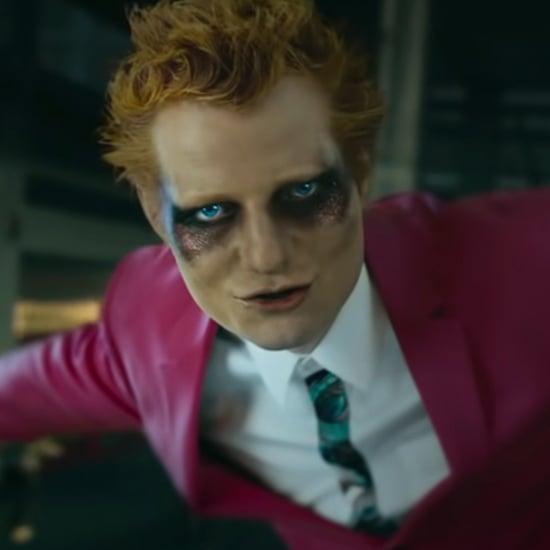 "Ed Sheeran's ""Bad Habits"" Music Video Is Fangtastic"