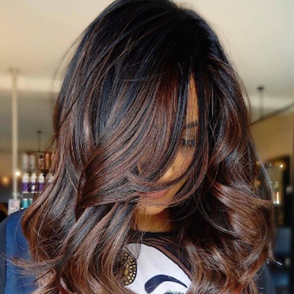 2020 Hair Color Trends For Brunettes.Cold Brew Hair Color Trend Popsugar Beauty Australia