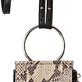 Chloé 'Faye' Python & Suede Mini Crossbody Bag ($1,290)
