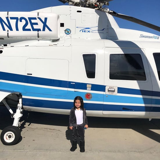 Dream Kardashian Birthday Helicopter Ride With Kylie Jenner