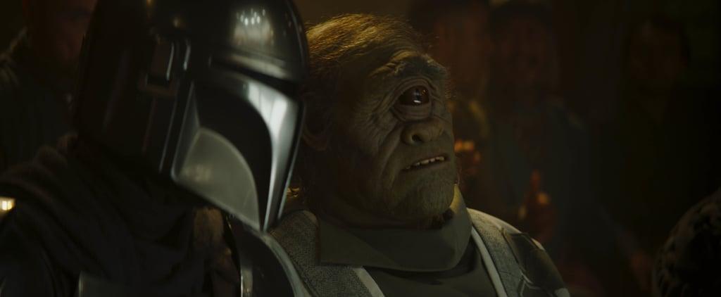 Meet the Actor Behind The Mandalorian's Gor Koresh