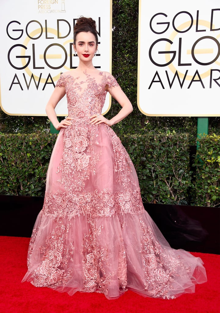 The Dresses at the Golden Globes Fulfilled All of Your Expectations