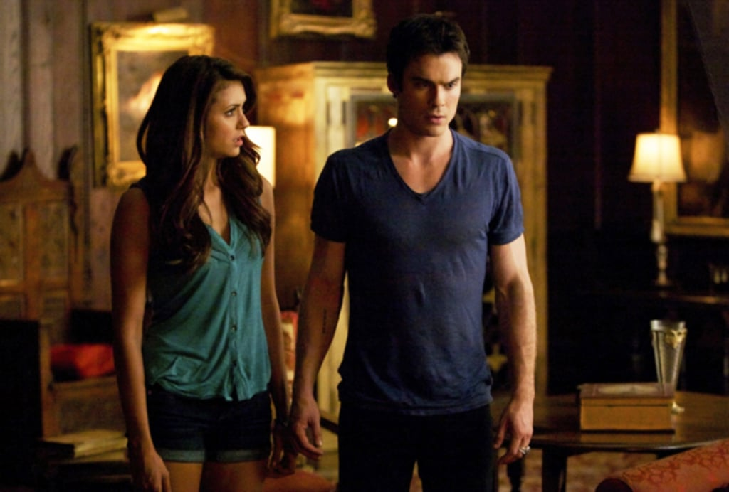 The Most Iconic CW Couple: Damon and Elena, The Vampire Diaries