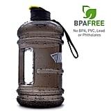 Moonice Half Gallon Gym Sports Water Bottle