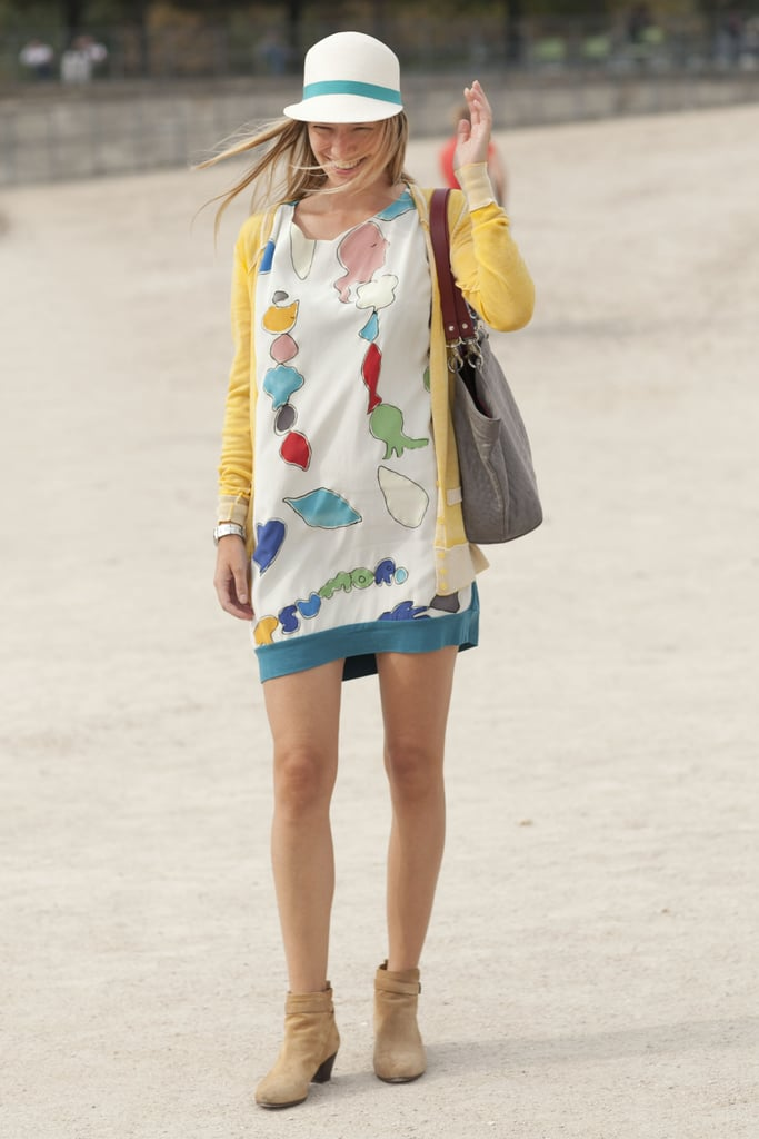 Fun-loving fashion.