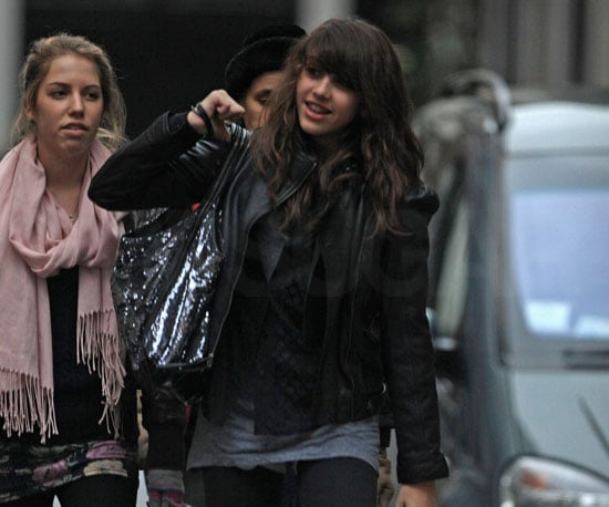 Slide Photo of Lourdes Leon Out in London