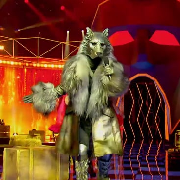 Who Is the Wolf on The Masked Singer Australia?