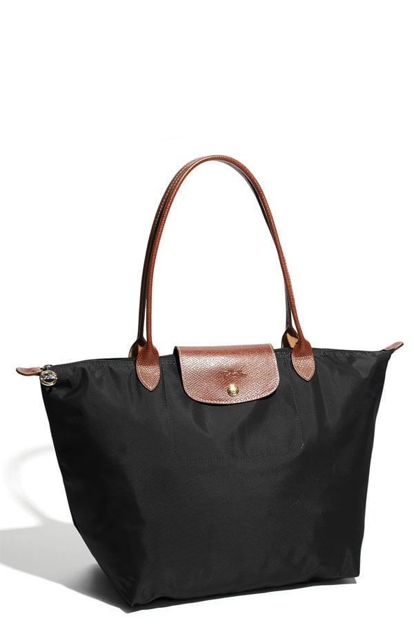 "Longchamp ""Large Le Pliage"" Tote ($145)"
