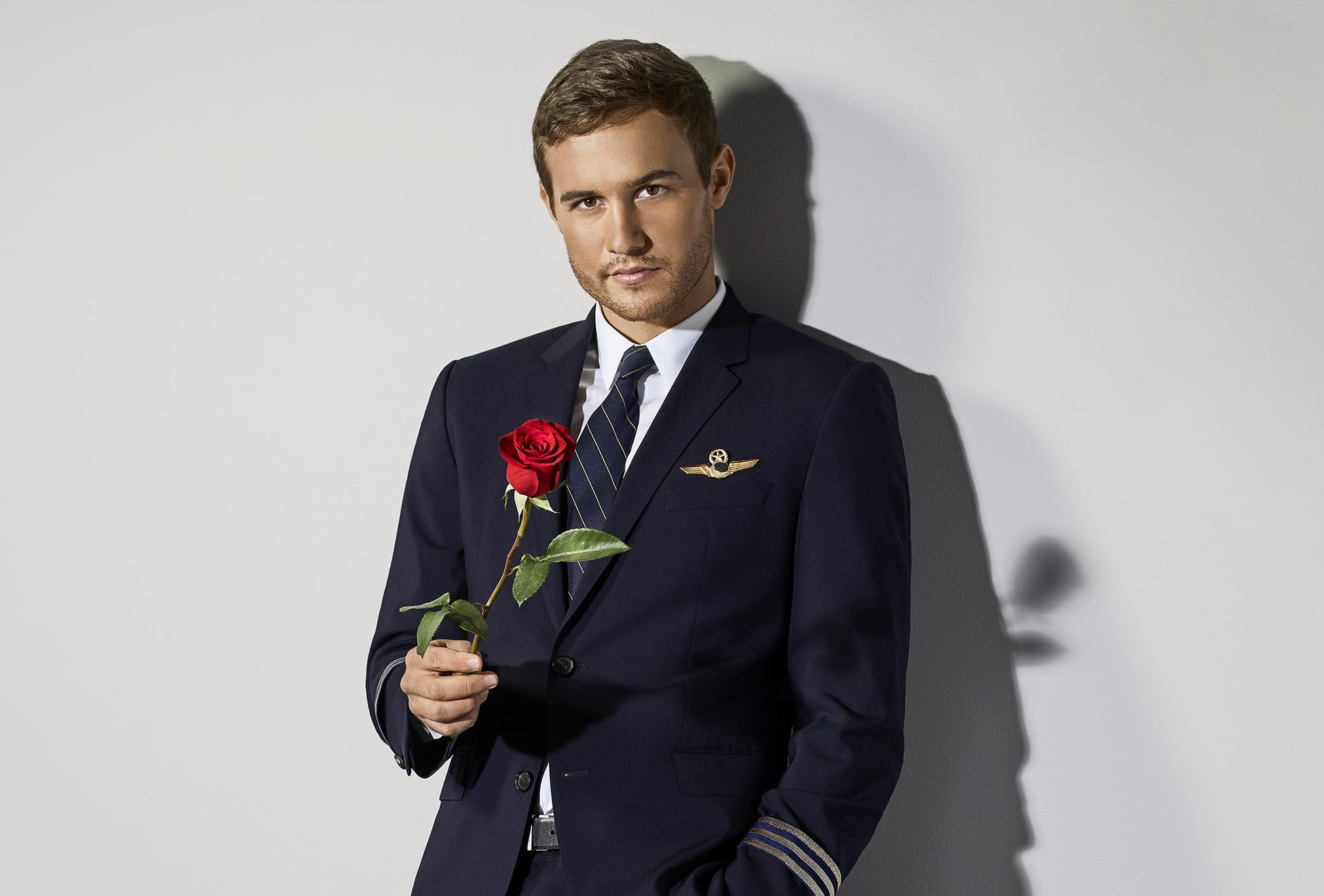 THE BACHELOR - Airline pilot Peter Weber flew into the hearts of women everywhere and left all of America shocked and heartbroken when Hannah Brown decided to end their relationship. Now Peter is back and ready to once again capture hearts across the nation when he returns for another shot at love as the star of the 24th season of ABC's hit romance reality series