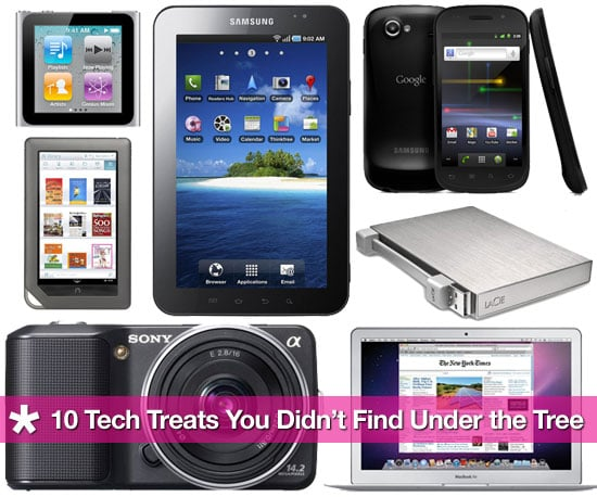 Tech Gifts You Didn't Get but Should Buy Anyway