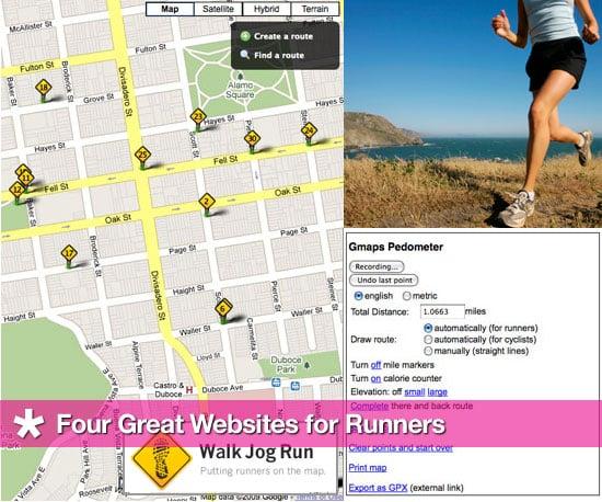 Helpful Websites For Runners