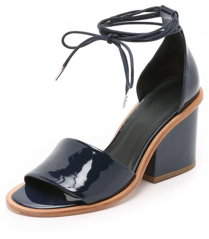 51340e24e55 Tibi Clark Ankle Wrap Sandals ( 415)