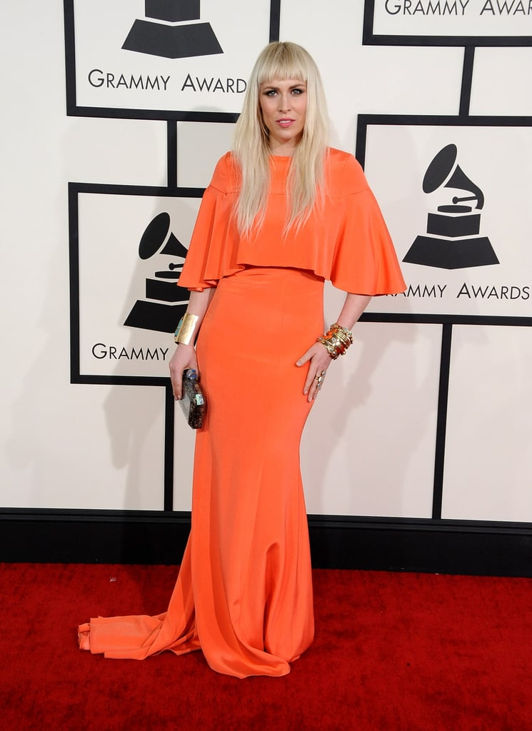 Natasha Bedingfield at the Grammys 2014