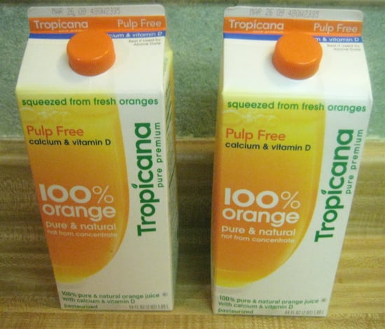 Due to Customer Backlash, Tropicana Ditches New Logo