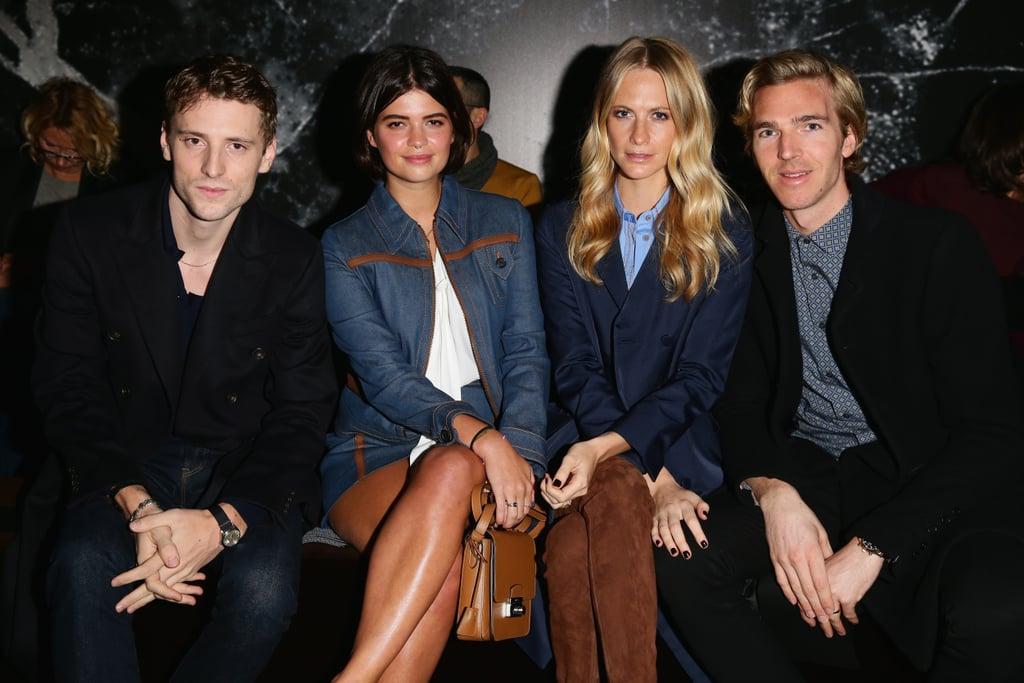 The Prada Front-Row Crew