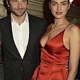 Bradley Cooper and Irina Shayk at Paris Fashion Week 2016