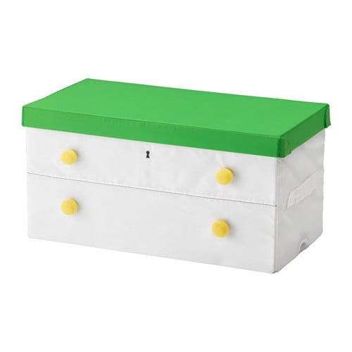 Flyttbar Box With Lid ($20)