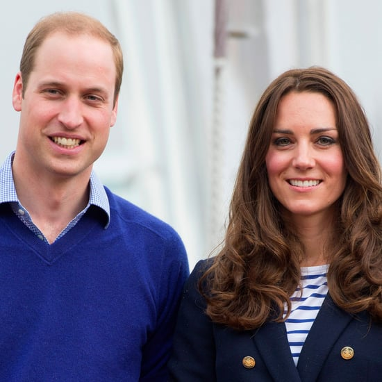 Prince William and Kate Middleton Will Visit Paris 2017