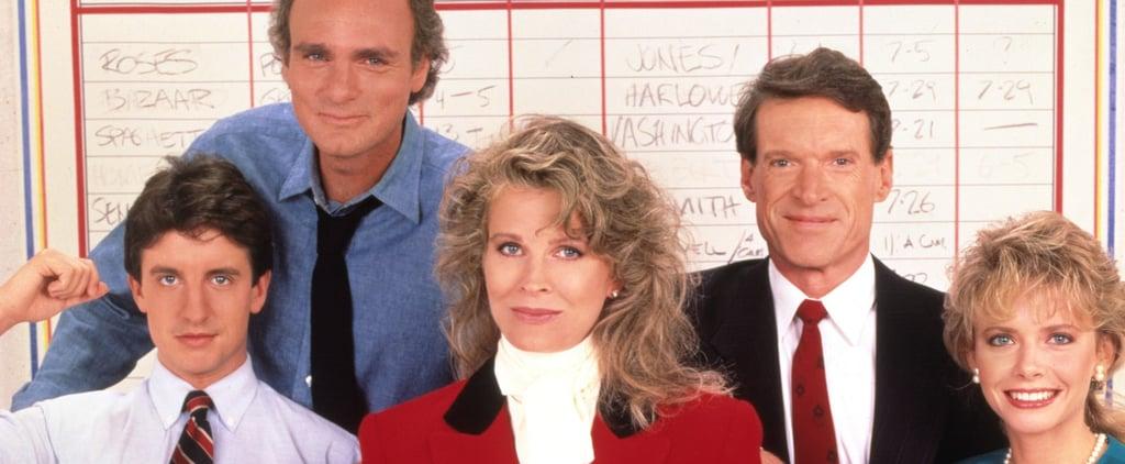 Murphy Brown Reboot Details