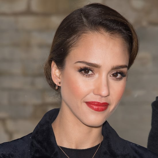 Jessica Alba's Latest Hairstyles