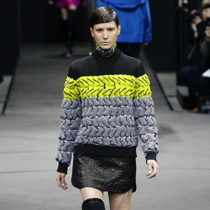 Alexander Wang Fall 2014 Runway Show   NY Fashion Week