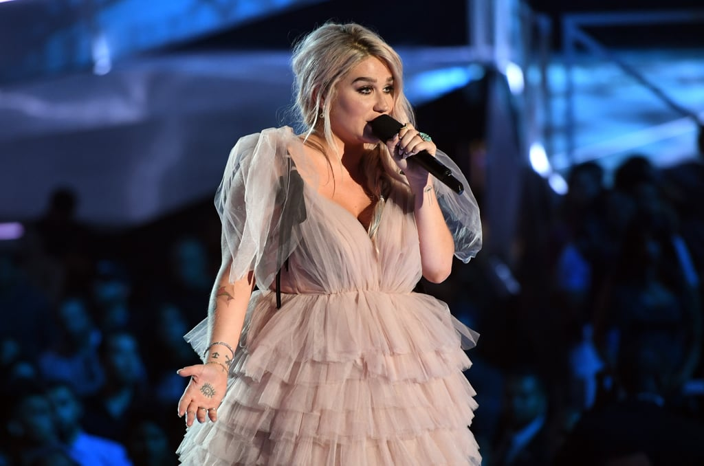 August: She Delivered a Powerful Speech About Suicide Prevention at the MTV VMAs
