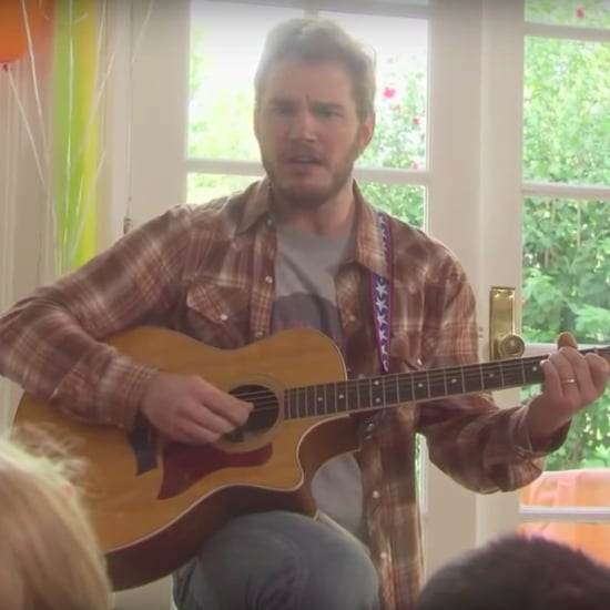 Chris Pratt's Deleted Song From Parks and Recreation