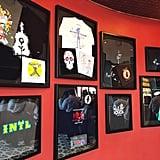 T-Shirt Wall