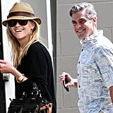 Reese Witherspoon vs. George Clooney
