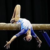 How Is Women's Balance Beam Scored in Gymnastics?