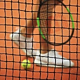Play tennis.