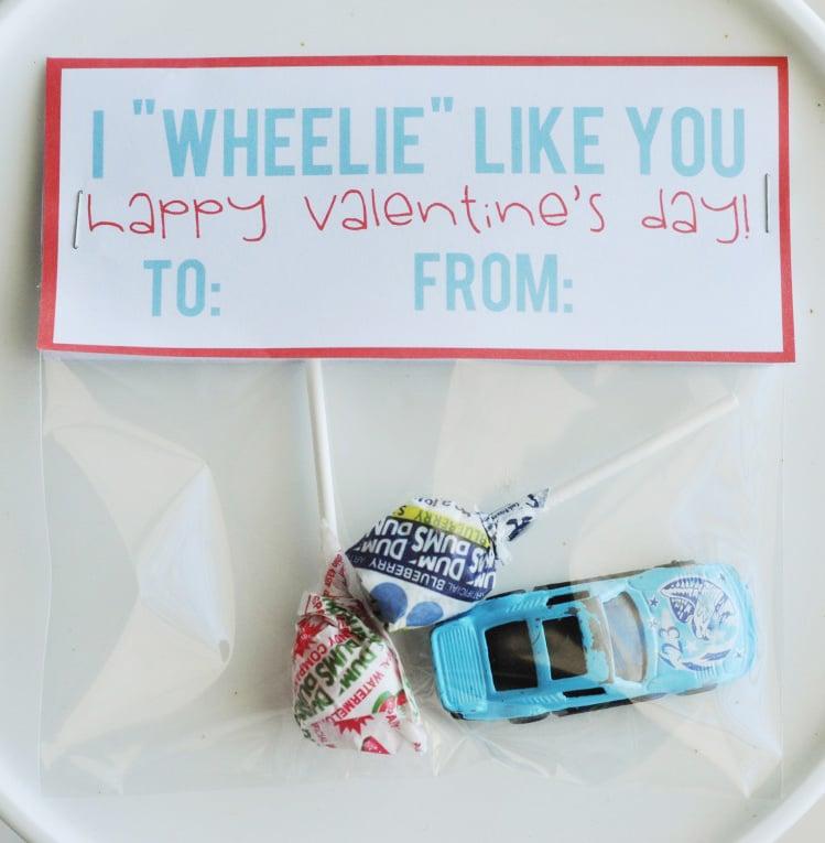 """I """"Wheelie"""" Like You"""