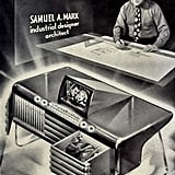 Radio Phonograph by Admiral