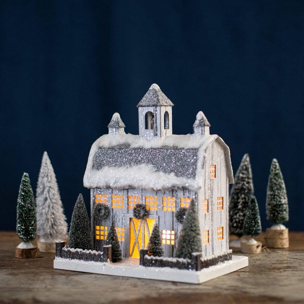 Lighted Dutch Barn ($25)