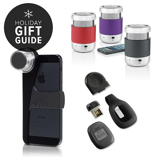 Dad is your rock. He's the family IT guy, the authority on all things sci-fi, and the ultimate adventurer. So this holiday season, get him gadgets and gizmos that'll up his tech game. POPSUGAR Tech wrangled some trinkets for outdoorsmen, photographers, Einstein enthusiasts, and more. See all the fitness trackers, panoramic photo accessories, wireless speakers, and other doodads we handpicked for geek fathers in the gallery!